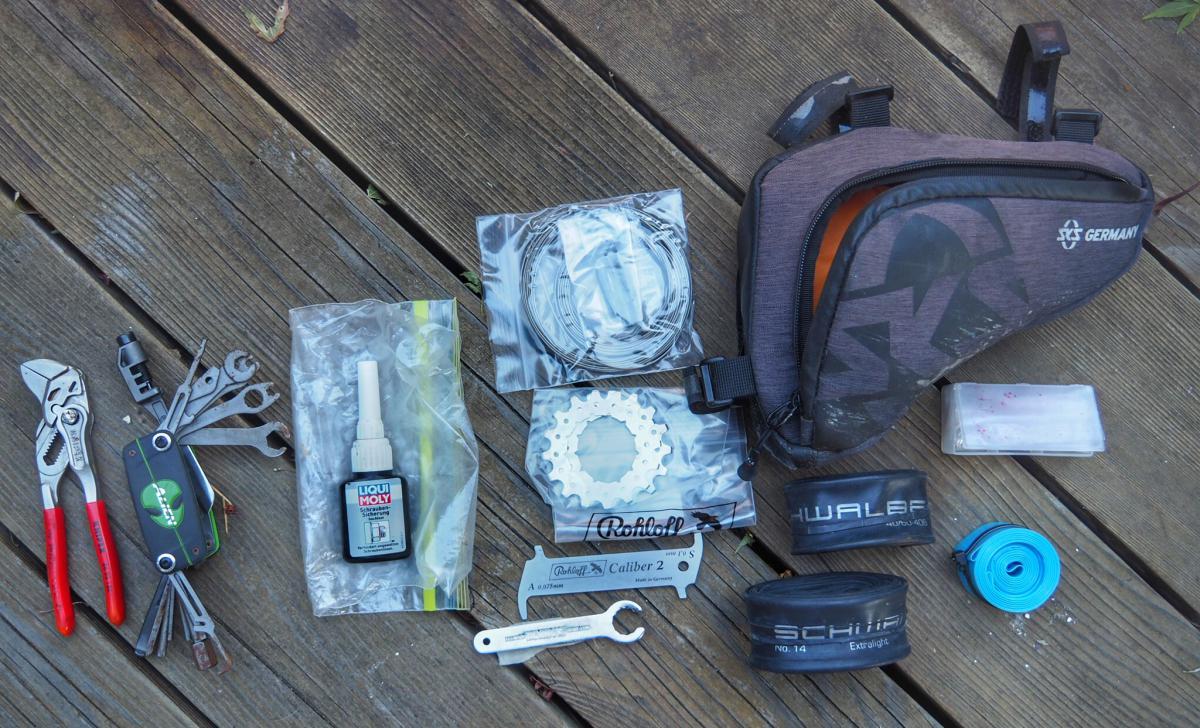 SKS Traveleller Edge Tasche am Hase Pino